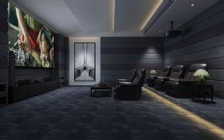 家庭影院,电影院,座椅,沙发场景