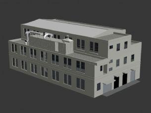 厂房,工厂建筑