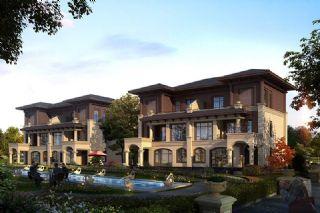 高端欧式别墅max模型