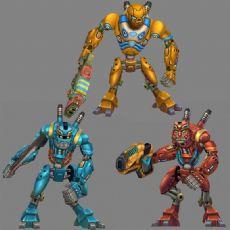伊索�_�C器人�鹗可��版3�N形�B,��赢�