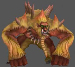 战猴,猴王max模型,有攻击等动画