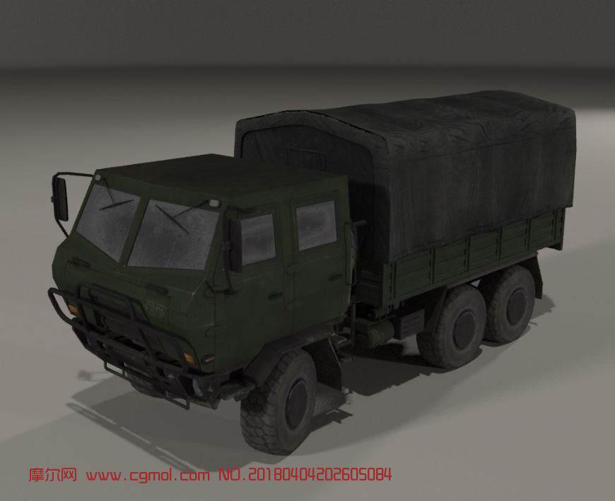 东风2102G军用车