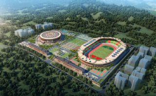 广西南宁民族特色体育中心