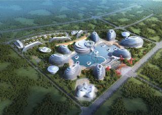 飞翔星际迷航度假区设计方案