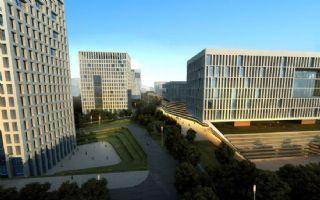 办公区,绿谷项目