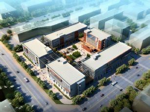 沙文生态科技产业园厂房