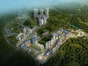 贞丰县城A地块规划设计方案