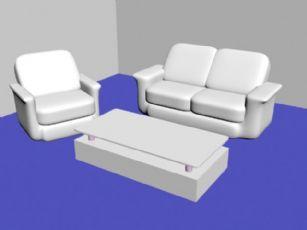 客厅沙发茶几,室内一角