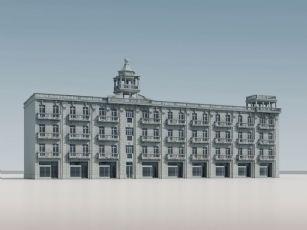 甲子大旅馆,武汉汉口历史建筑