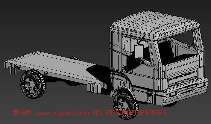 truck卡车模型