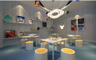 儿童动手实验室,娱乐室