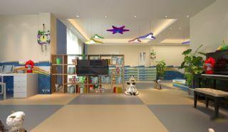 幼儿园阅览室,音乐教室