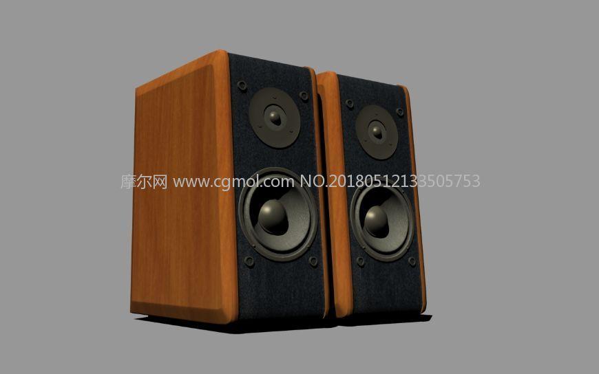 max音箱模型