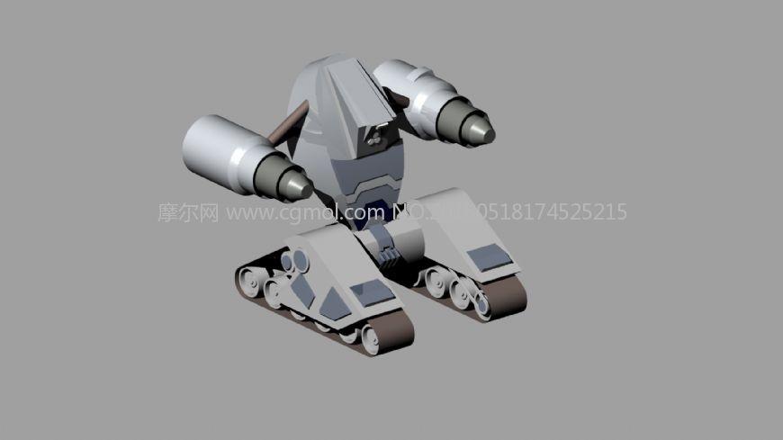 未来坦克X1