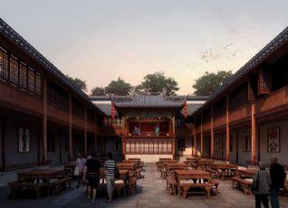 中式戏院,戏厅