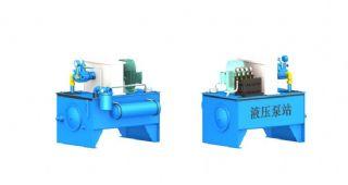 穿心千斤顶提升泵站,液压泵站,油压泵站max模型