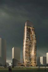 概念性高楼大厦,商场模型设计(网盘下载)