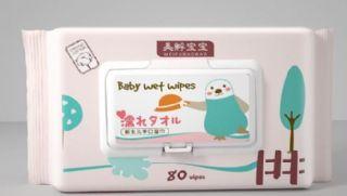 婴儿湿巾精细工程-Octane渲染