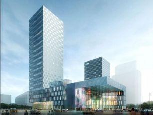 都市城市商场大厦
