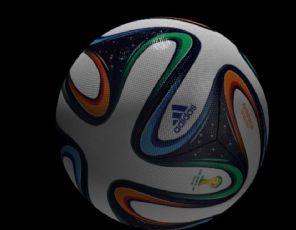 2014巴西世界杯赛事官方足球