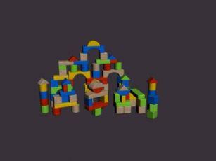乐高积木玩具