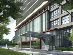 医院大楼,住院部大楼