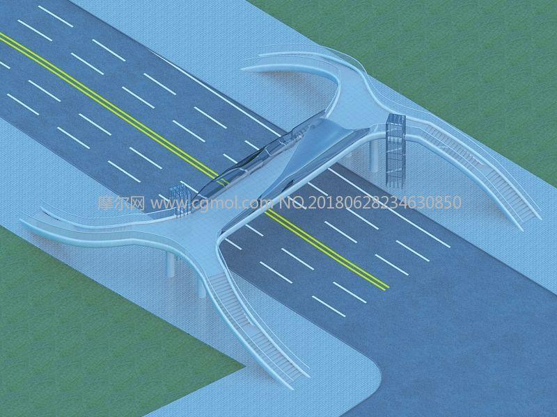 TQ-现代天桥002