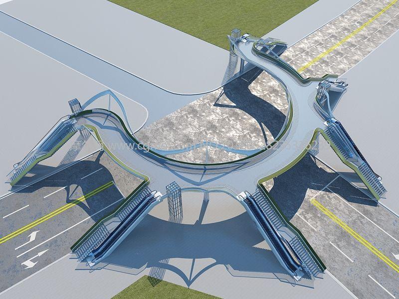 TQ-现代天桥006