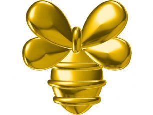 小蜜蜂黄金饰品,无贴图