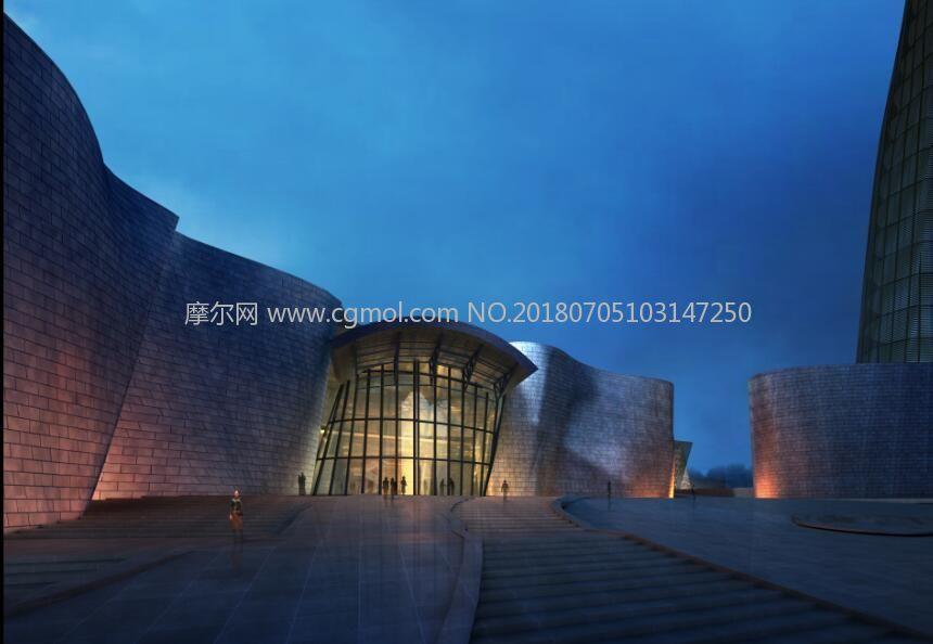 艺术馆,博物馆