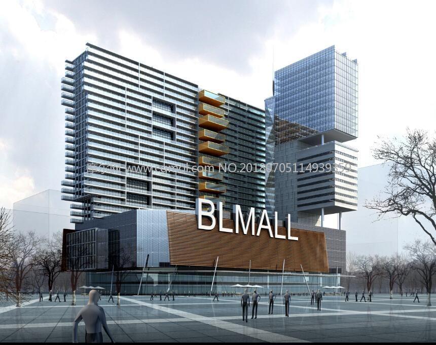 BL MALL商场