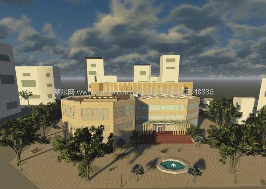 现代剧场设计