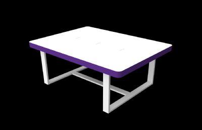 �和�玩具桌�w�桌max模型