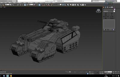 天啟B型坦克