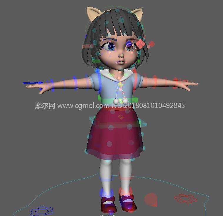 9587 1 报错 标签:萌可爱女孩绑定狐狸猫女 描述:戴着狐狸耳朵的小