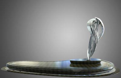 水景雕塑设计