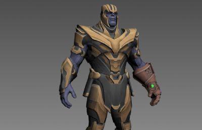 �统鹫呗�盟3�影版�绨灾匮b�_�Z斯Thanos模型