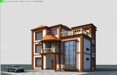 佤族�e墅住宅
