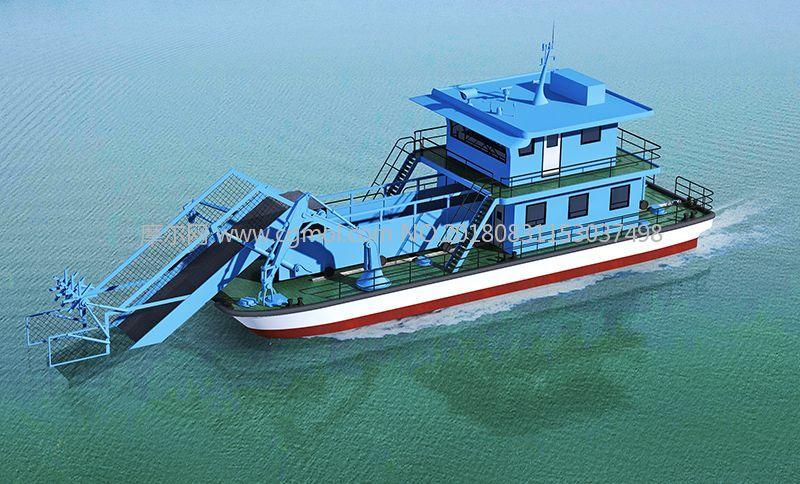 清漂船,清理船