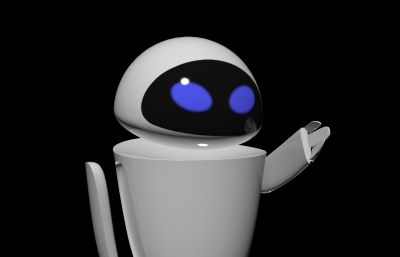 �C器人伊娃EVA