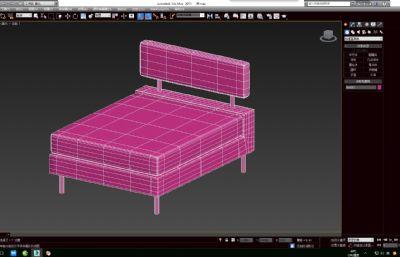 �易床模型