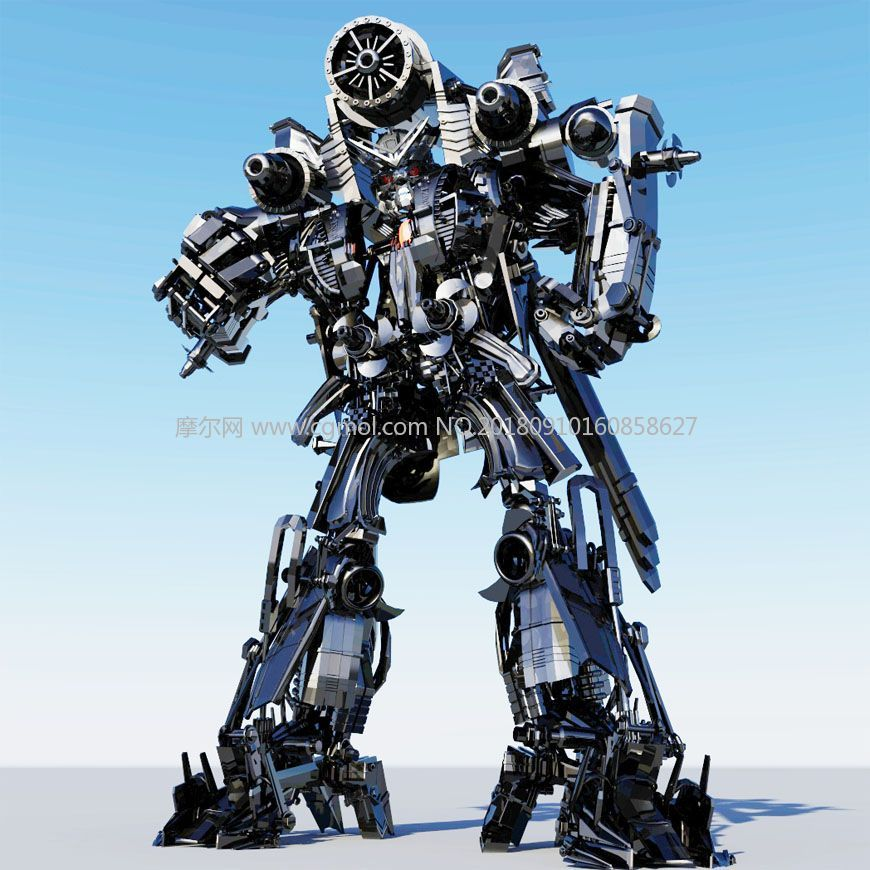 战斗机器人,变形金刚