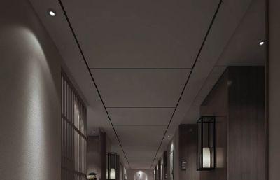 古典�L酒店�^道