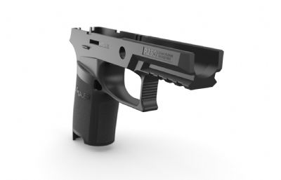 p250手����托模型