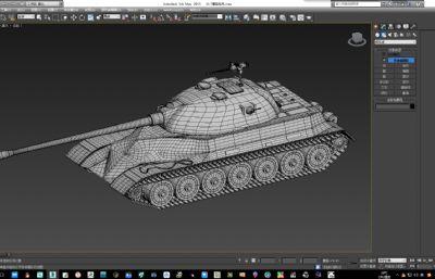 蘇聯JS-7重型坦克