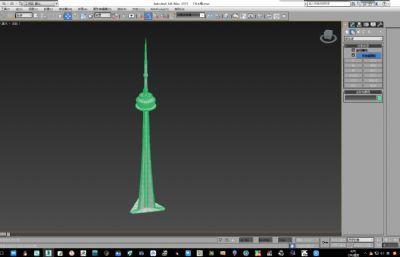 加拿大CN大楼高塔