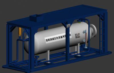 气液两项分离计量装置