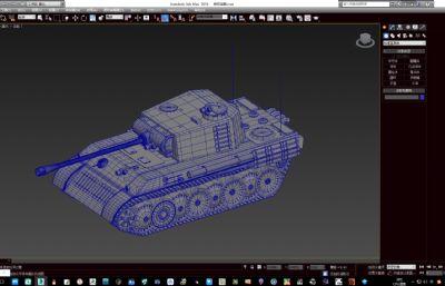 豹式G型坦克