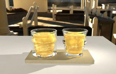 酒杯,�t酒杯透明折射反射