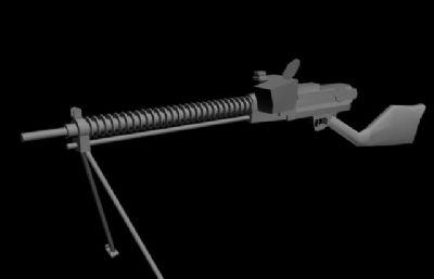 大正十一式机枪模型,歪把子,MG42机枪